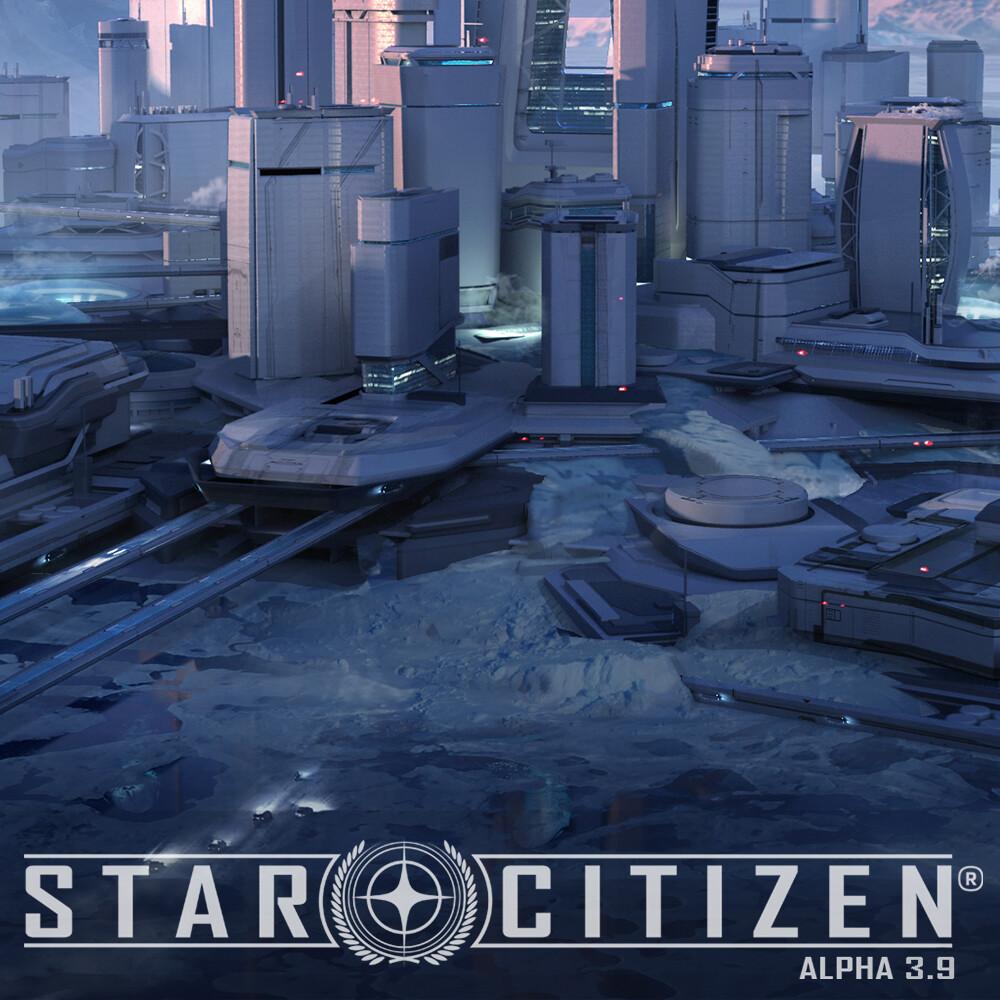 Star Citizen - New Babbage