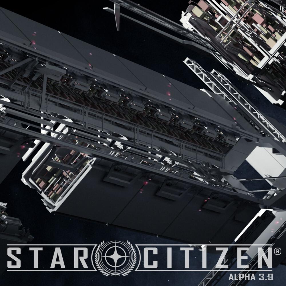 Star Citizen - Spacestations