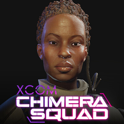 XCOM Chimera Squad: Godmother