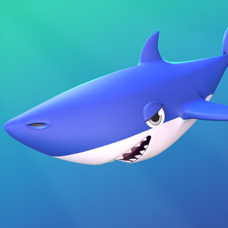 Sushi the Shark