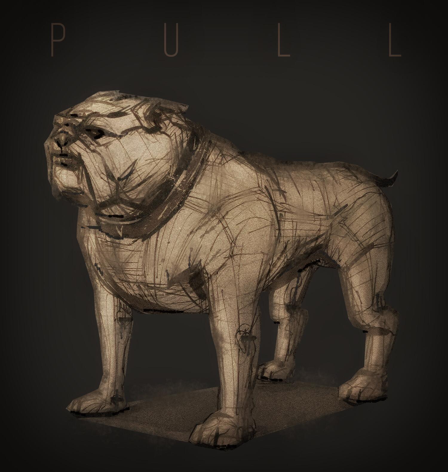 PULL Dog