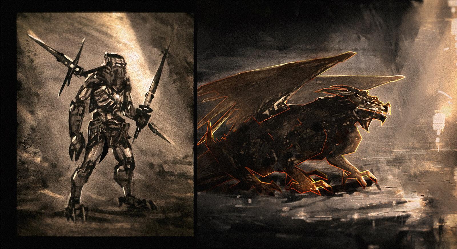 RAZIEL's Dragon (TUTLess)