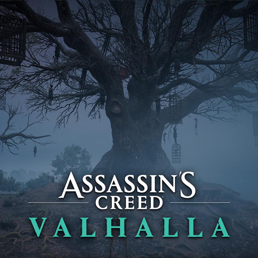 AC Valhalla - Cursed symbols, Hallucinogenic Mushrooms and World Events