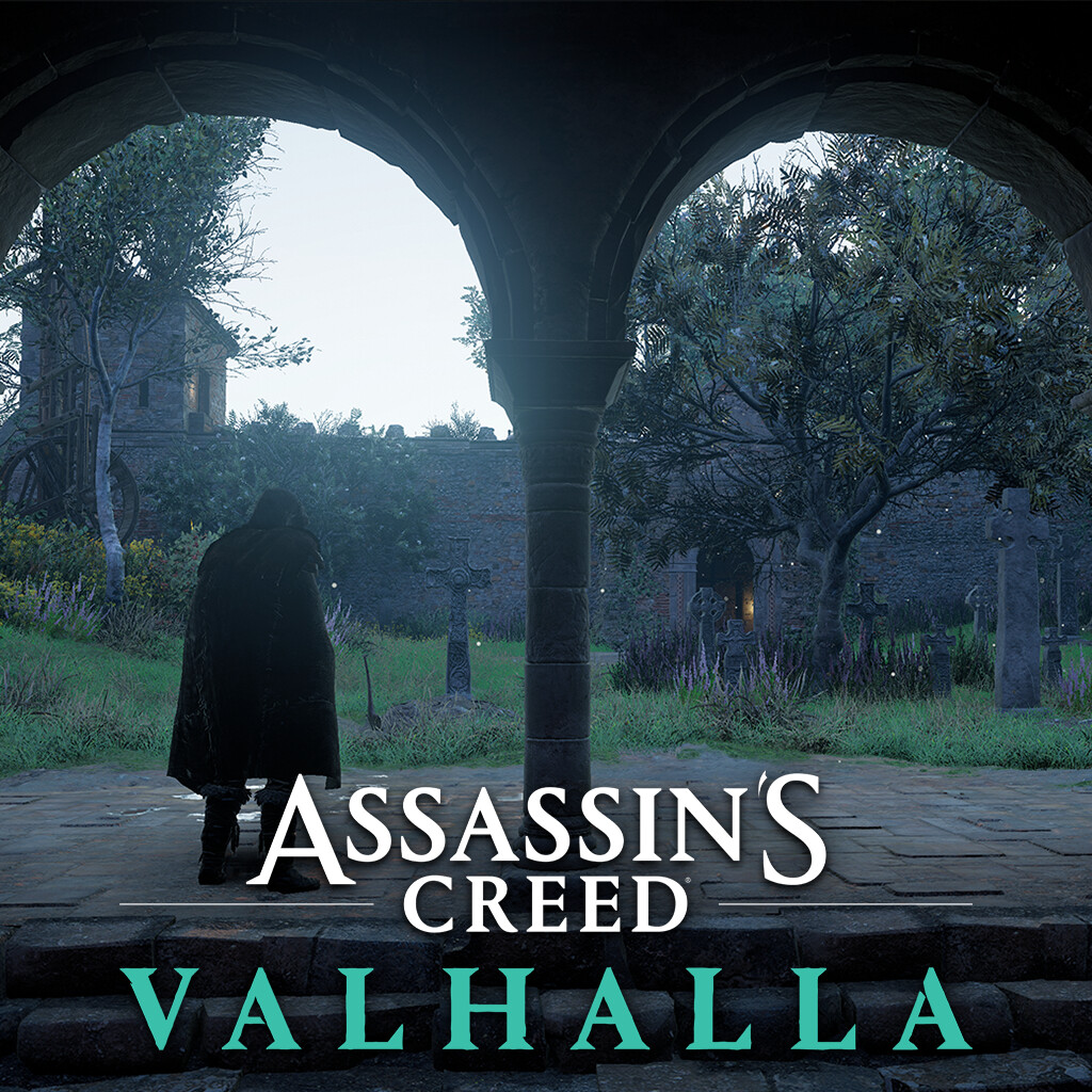 AC Valhalla - Winchester part 1 (Religious District and Cemetery)