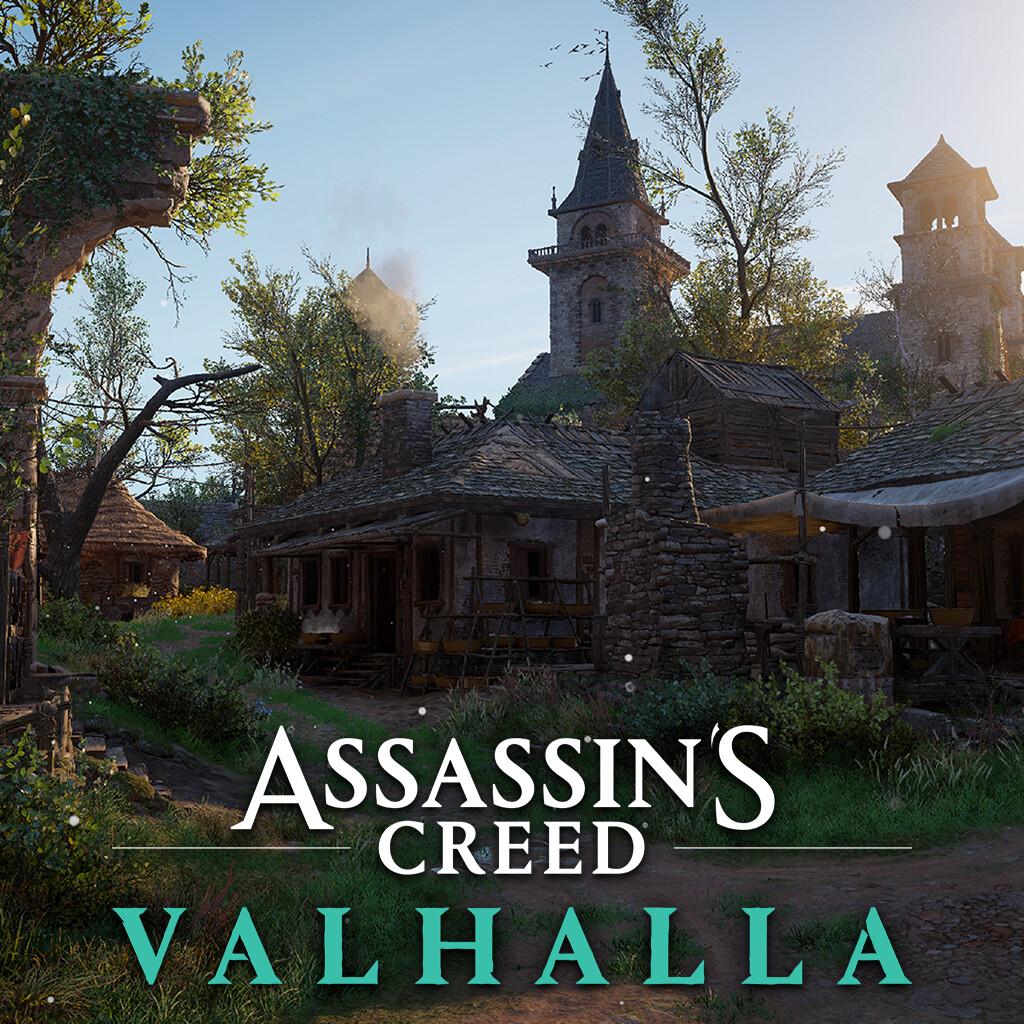 AC Valhalla - Winchester part 2 (Craftsman District)