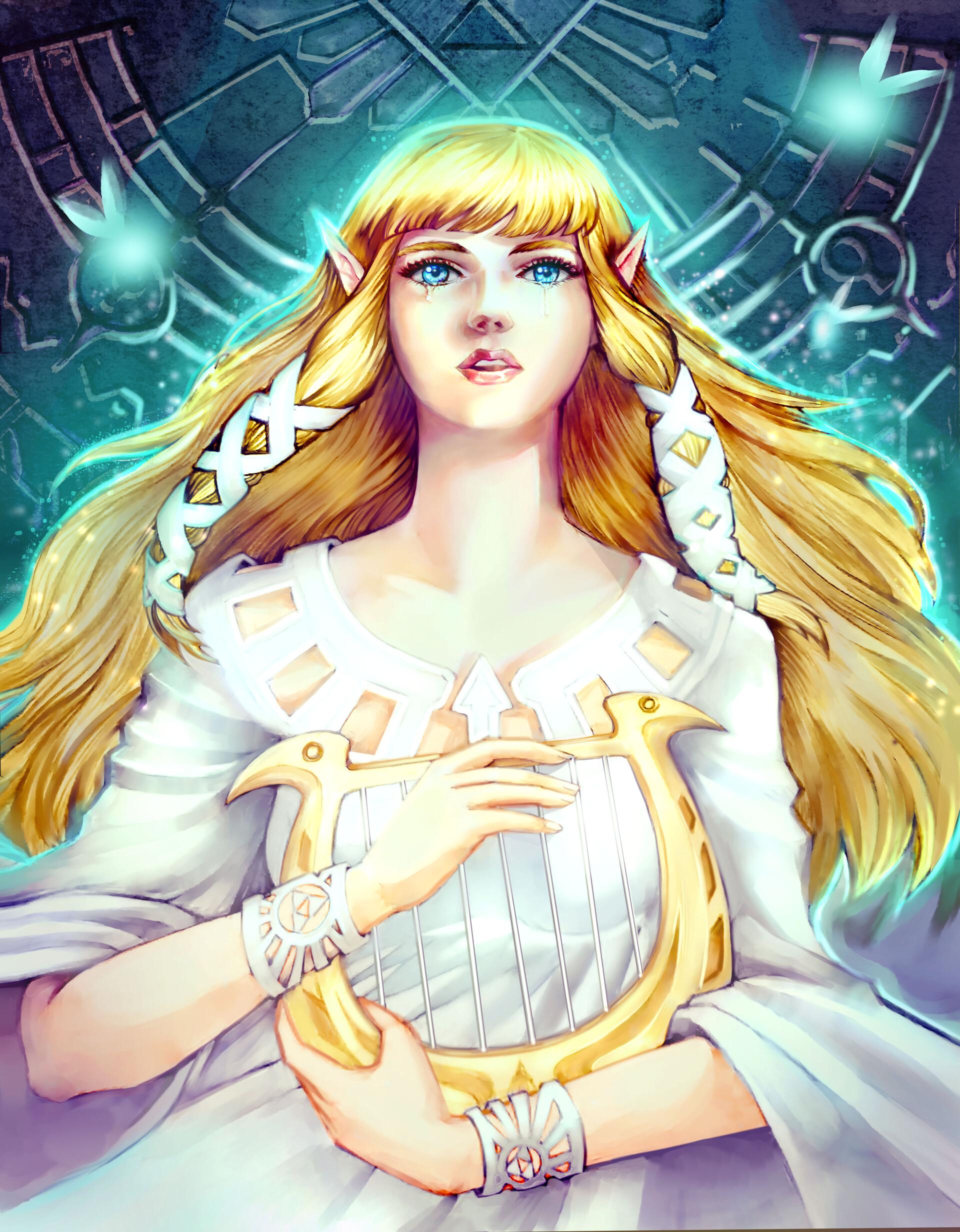 Goddess Zelda