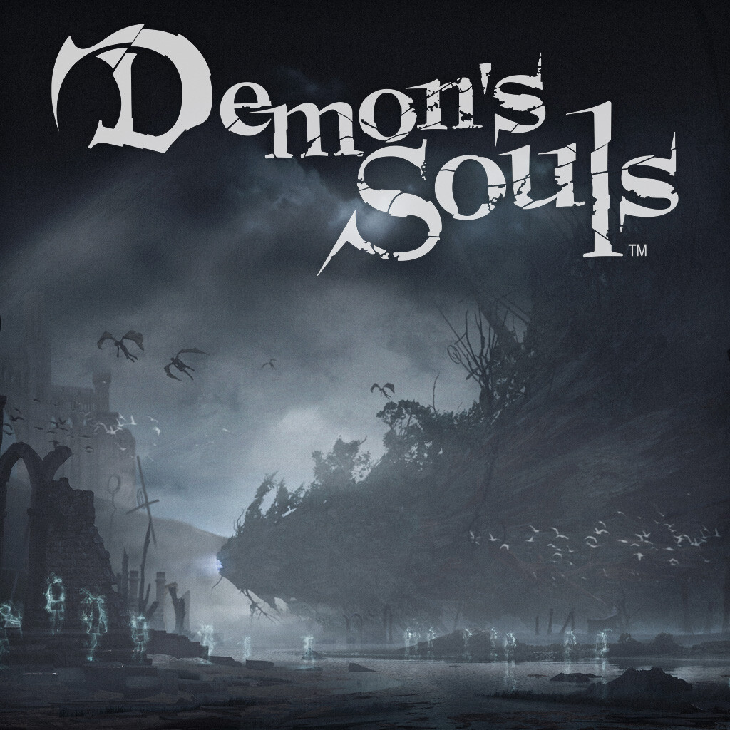Demons Souls - The Old One