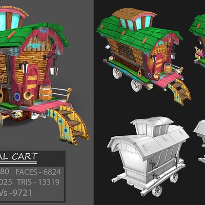 Ashwin ashok ashwin ashok rural cart