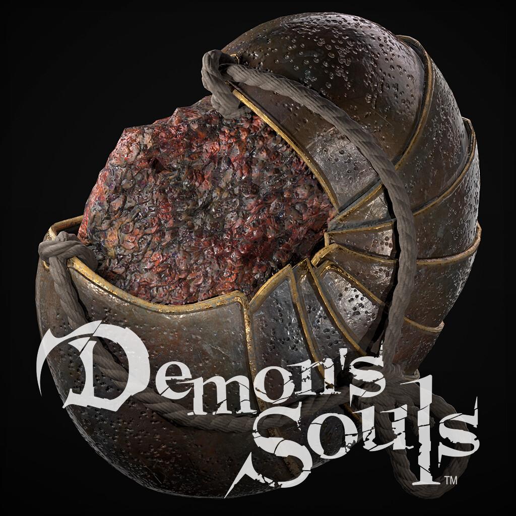 Demon's Souls Bearbug Grains