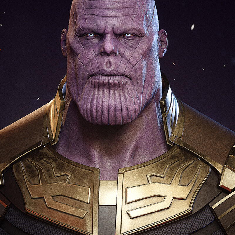 Thanos - Real Time