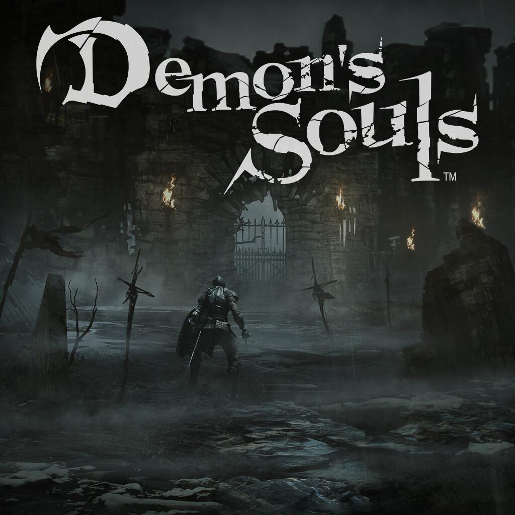 Demon's Souls - Shrine of Storms