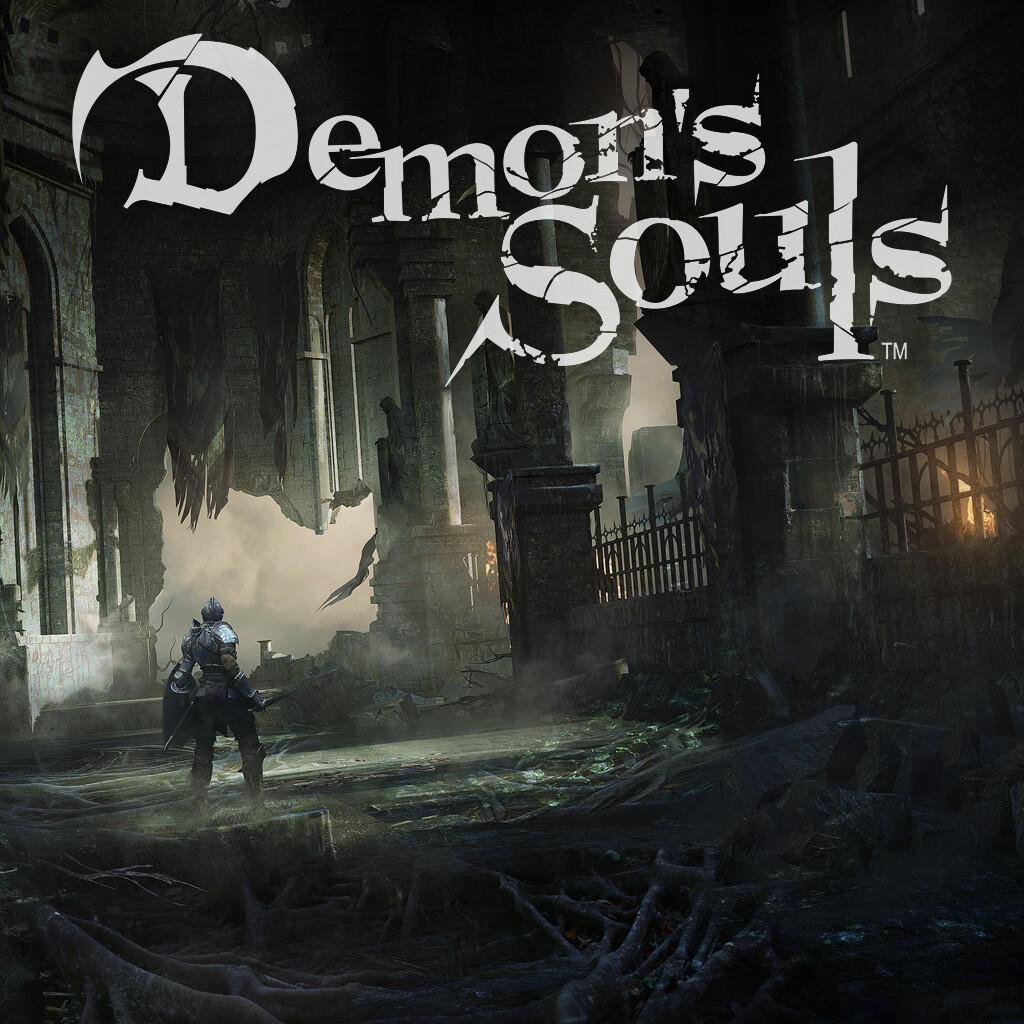 Demon's Souls - False King