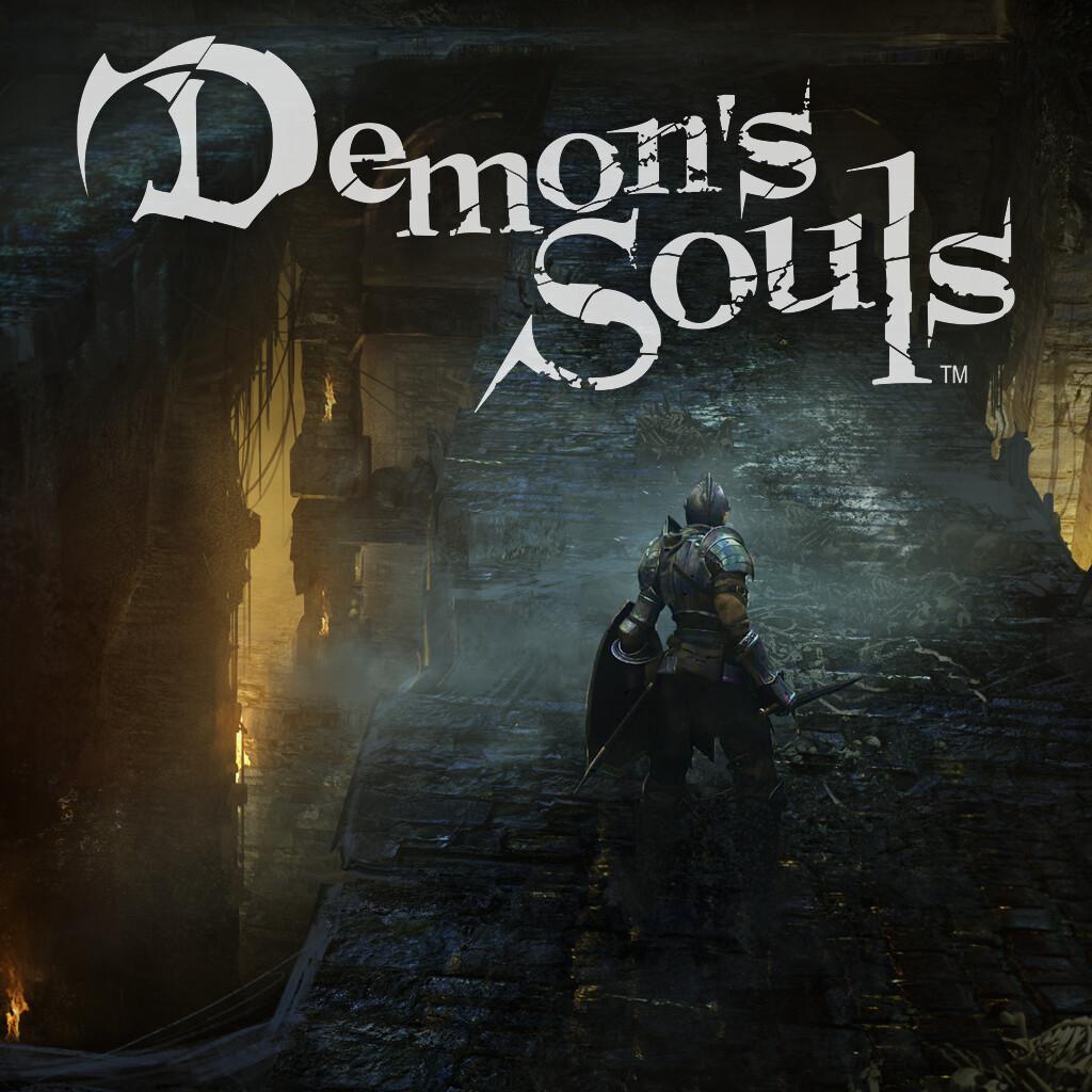 Demon's Souls - Adjudicator Archstone