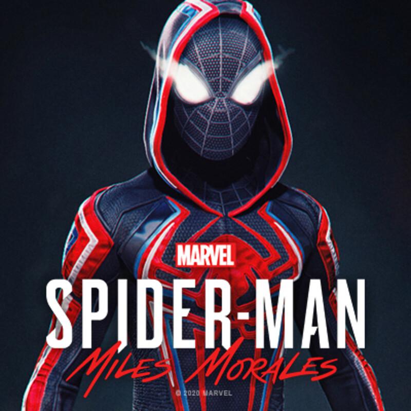Miles Morales 2099 Suit - Concept