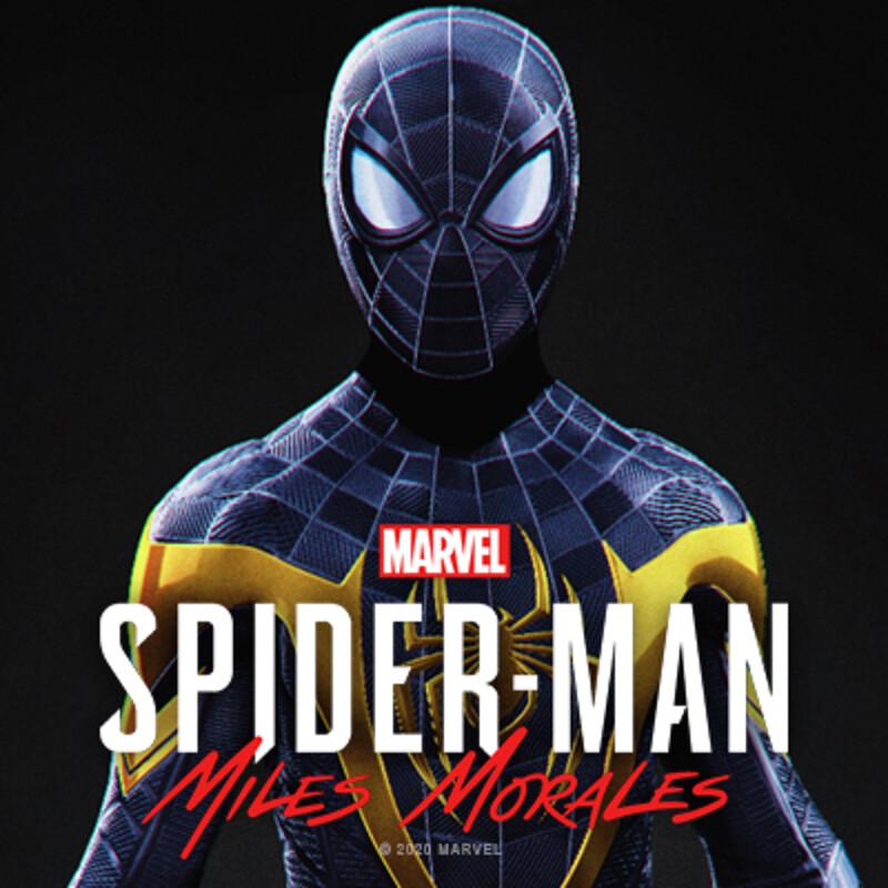 Miles Morales Uptown Pride Suit - Concept