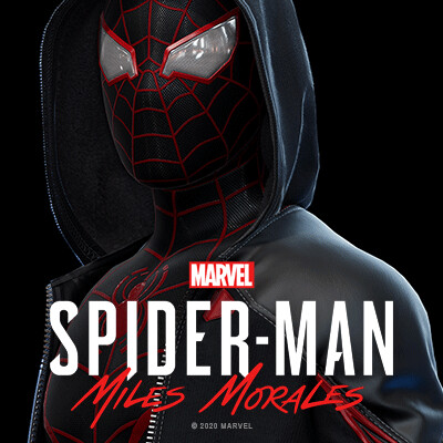 Spider-Man: Miles Morales The End Suit