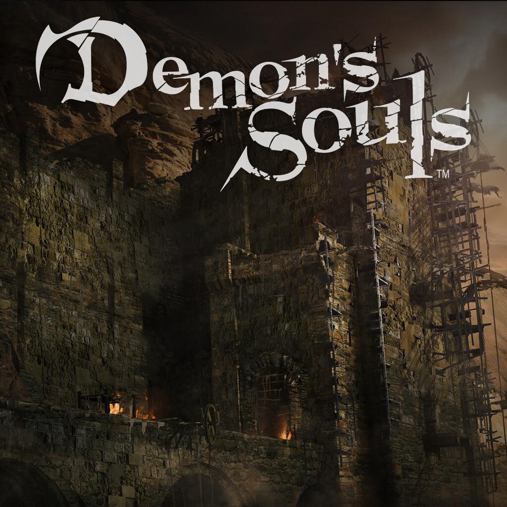 Demon's Souls - Stonefang Tunnel