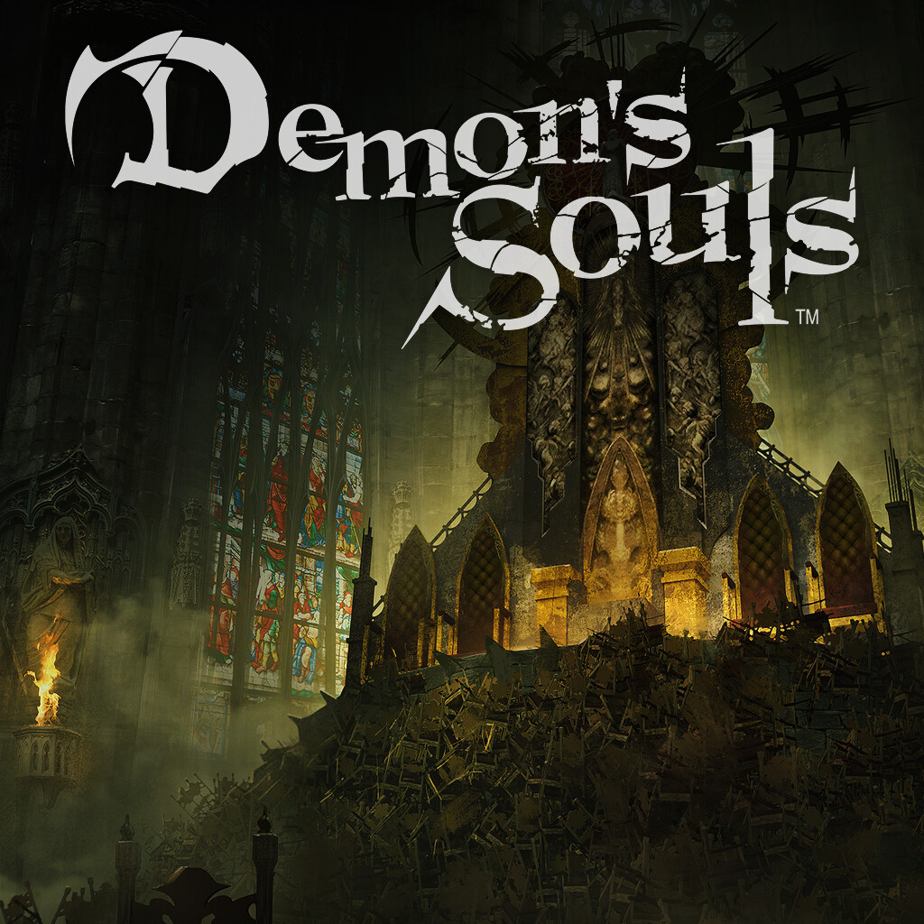 Demon's Souls - Old Monk Archstone