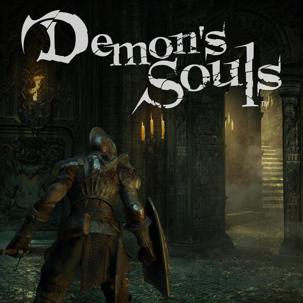 Demon's Souls - Maneater Archstone