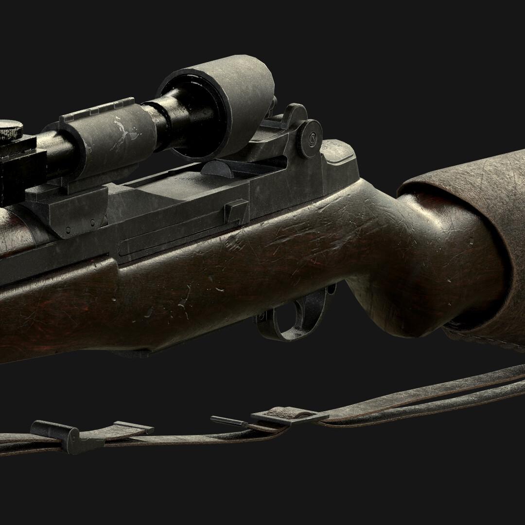 M1D Garand