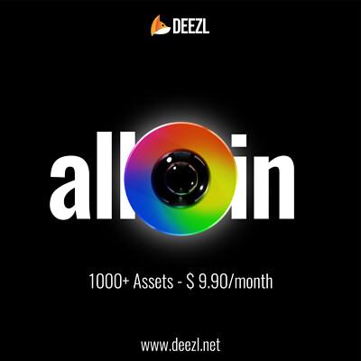 DEEZL - ALL IN