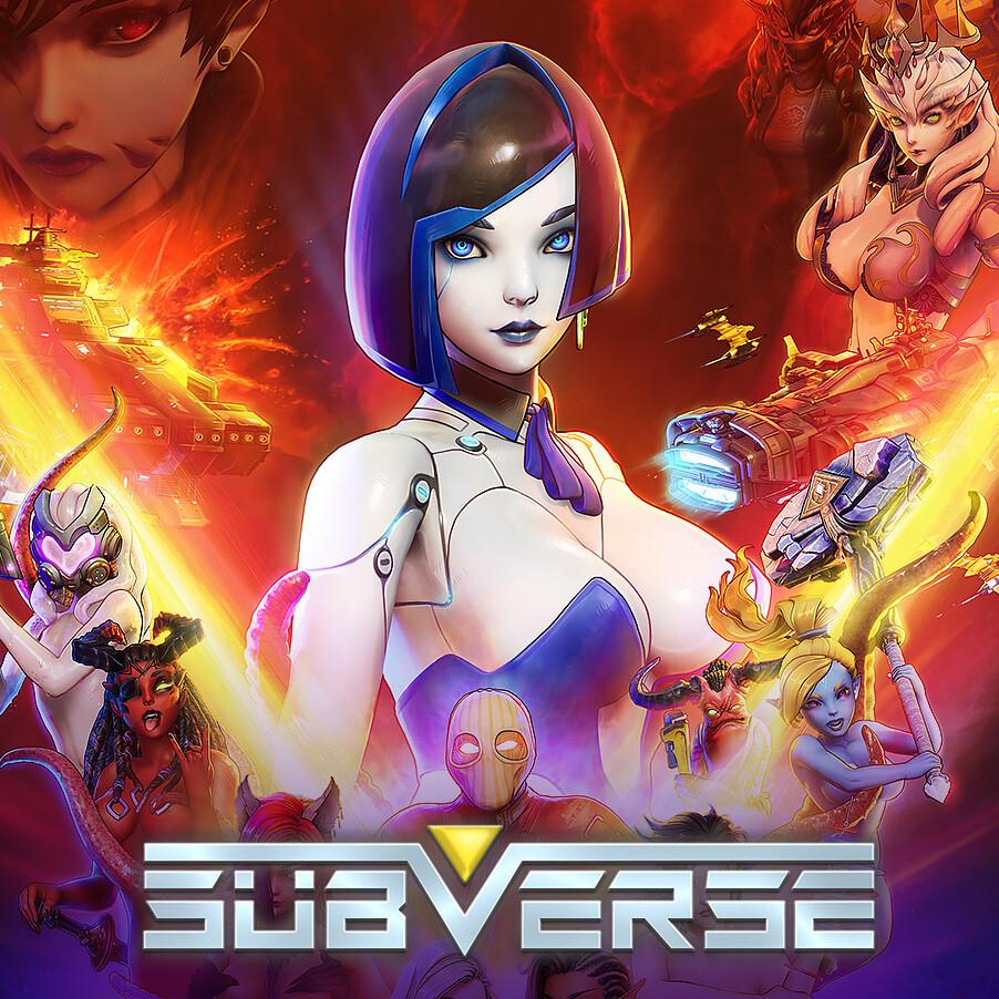 Subverse - promo poster
