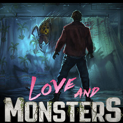 Love and Monsters Concept Art r1