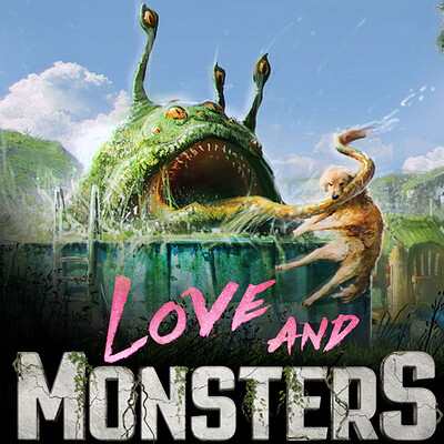 Love and Monsters Concept Art r2