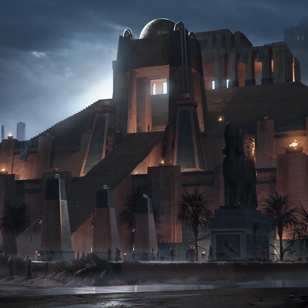 Temple of Ana'ri