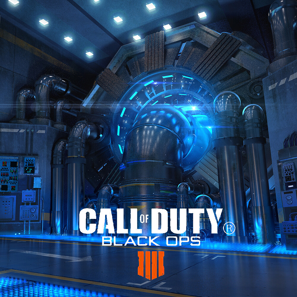 Call of Duty: Black Ops 4 - Lair