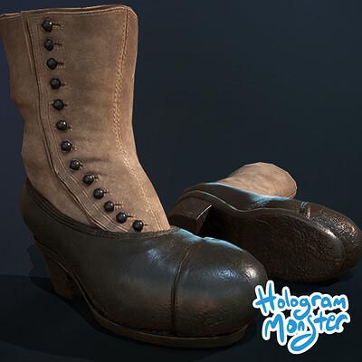 Hologram monster studio hologram monster studio shoe thumb