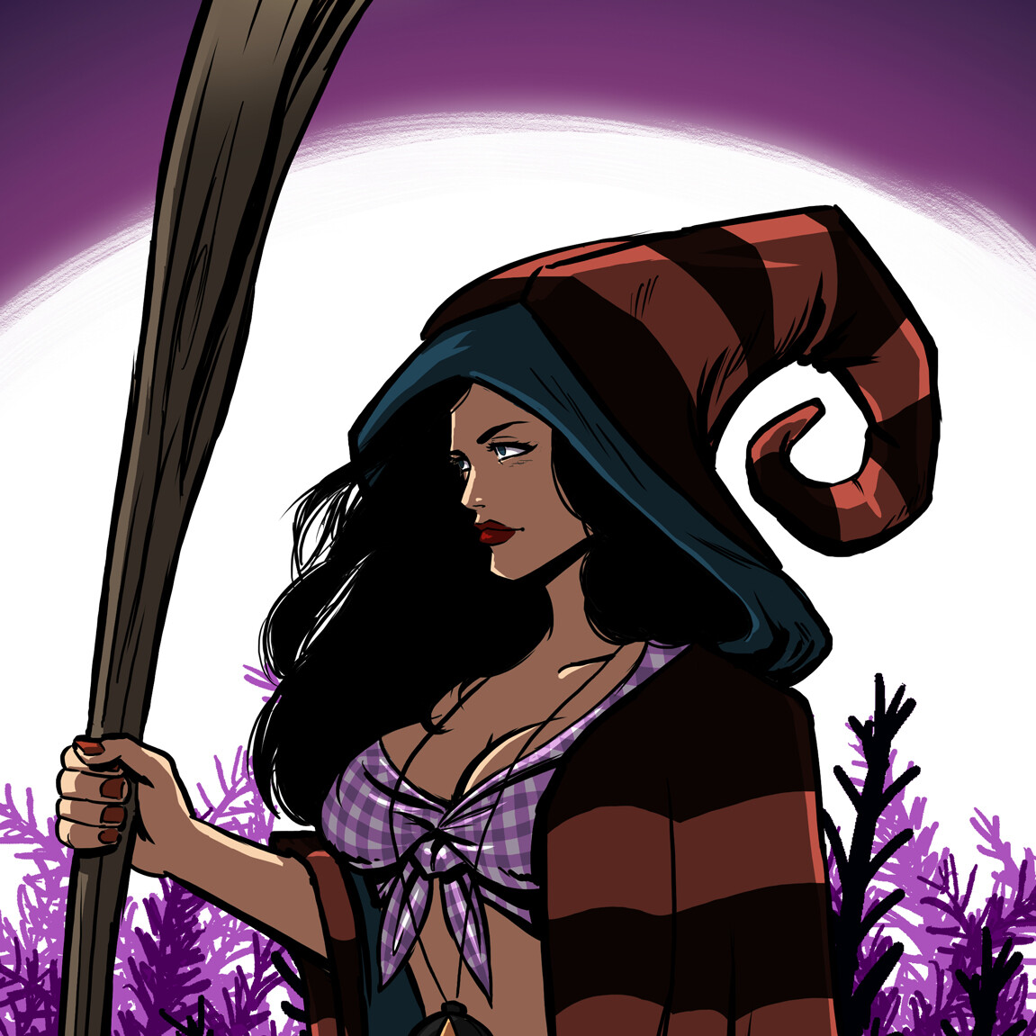 Witch of Nature