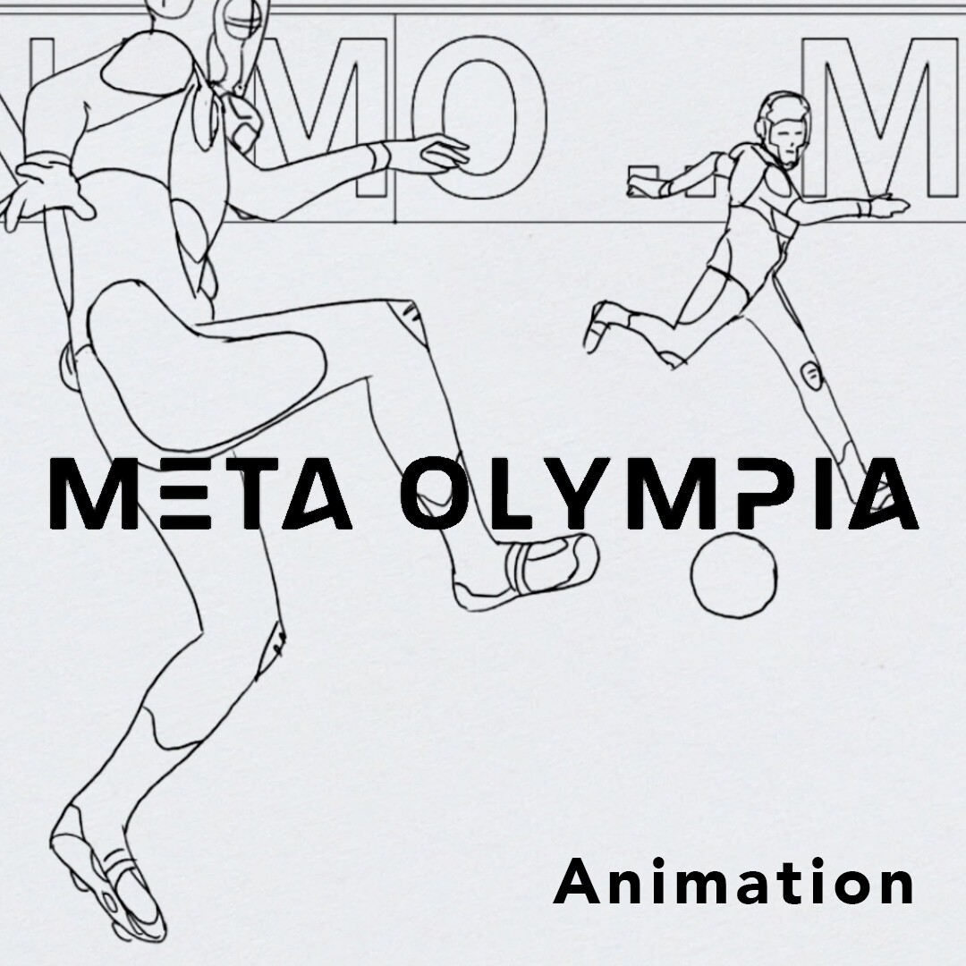 Meta Olympia, draft animation