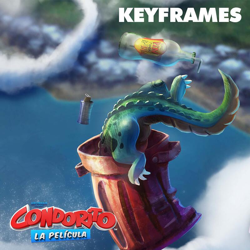Condorito KEYFRAMES
