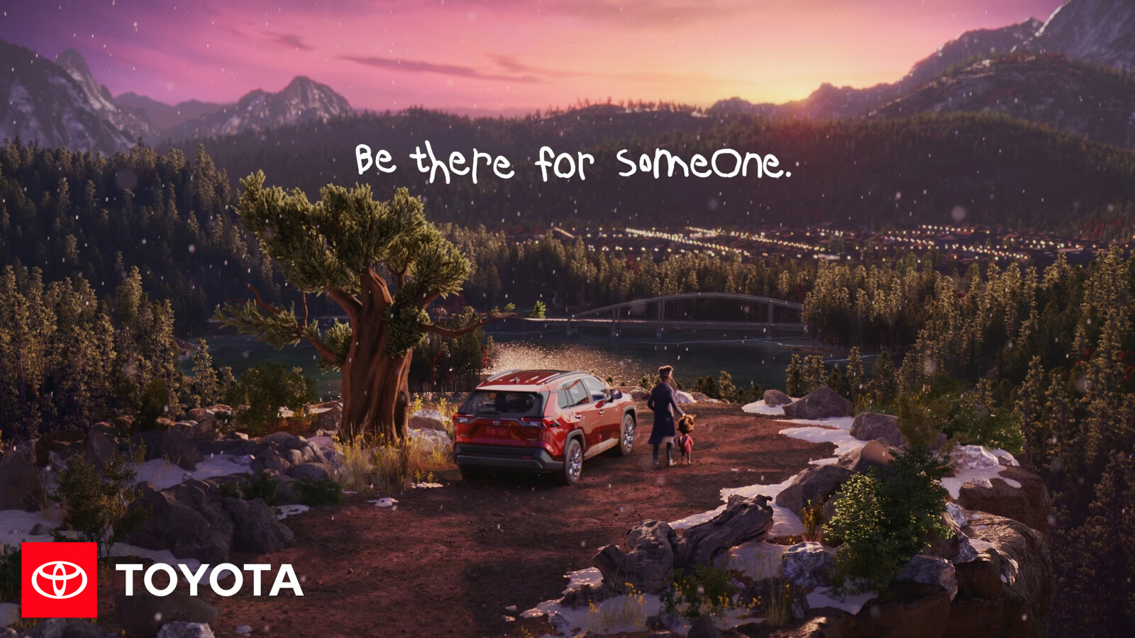 The Journey - Toyota Commercial