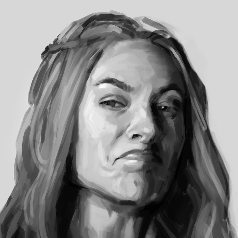 Funny Cersei portraits