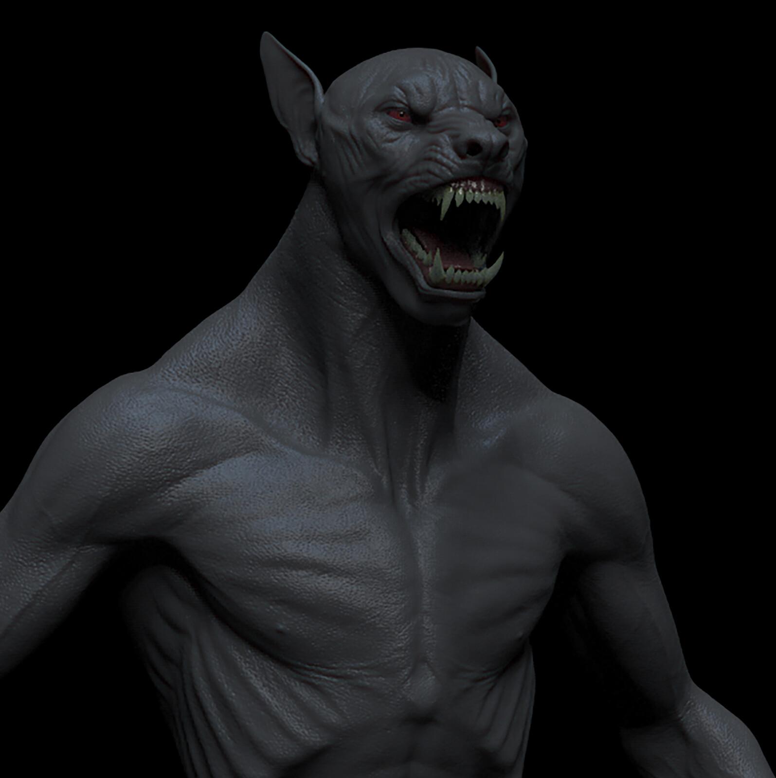 Werewolf - WIP