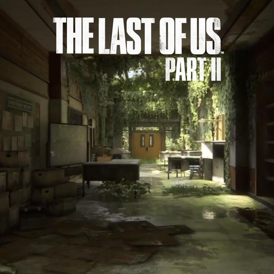 The Last of Us 2 WIP