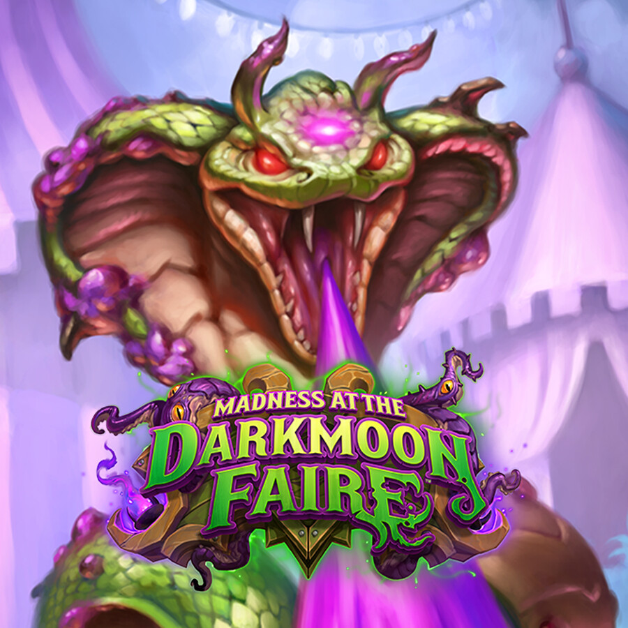 Hearthstone: Madness at the Darkmoon Faire - Corrupted Cobra