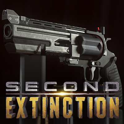 Shashank sharma shashank sharma second extinction revolverc
