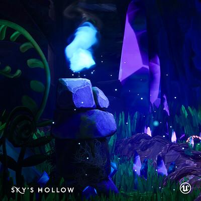 Sky's Hollow: VFX