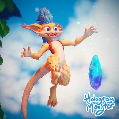 Hologram monster studio hologram monster studio lt thumb