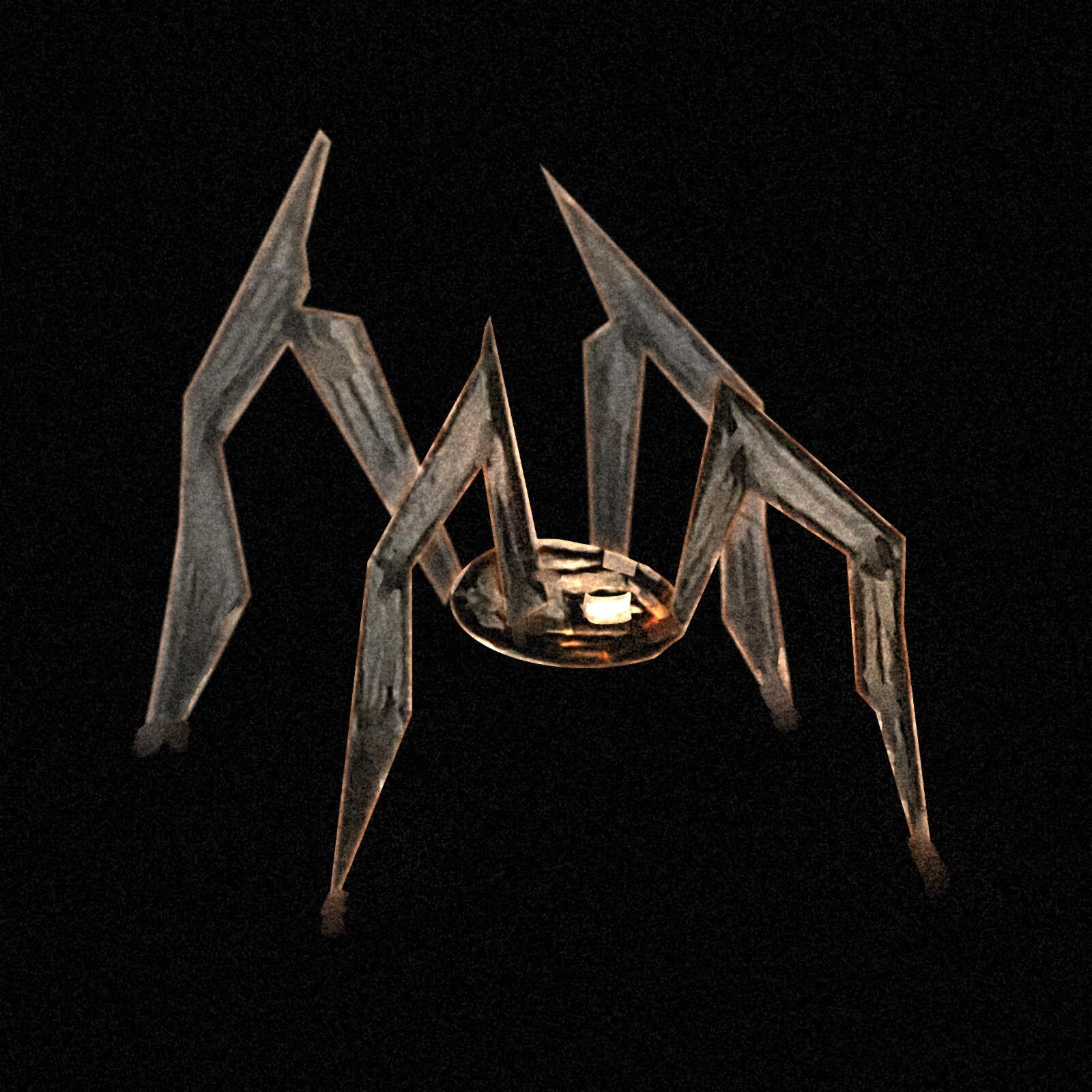SPIDER-BOT (MIII)