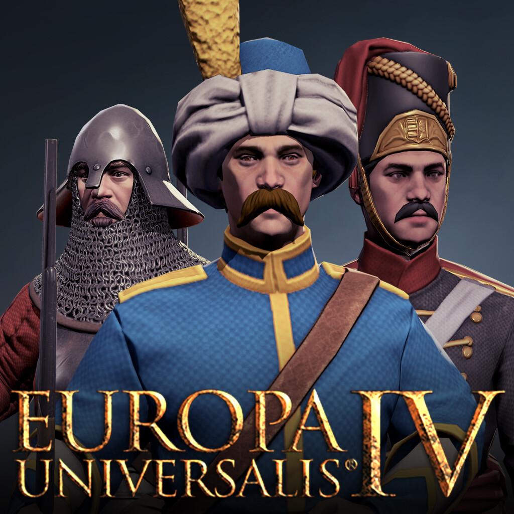 Europa Universalis 4 Characters Part 1