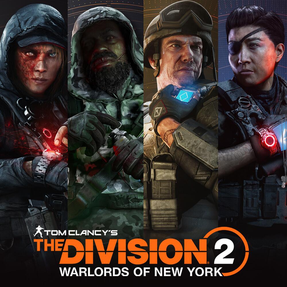[Division 2] Prime Target Posters