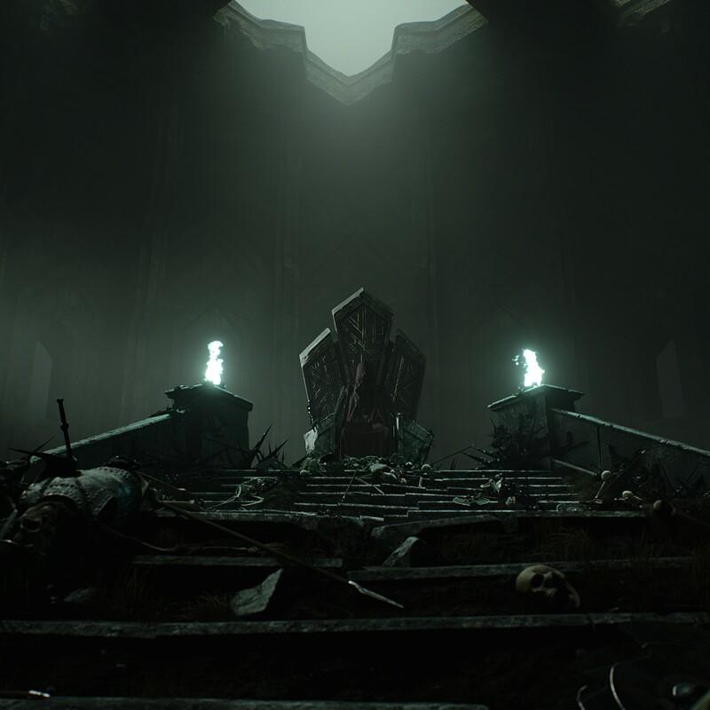 Balor's Throne