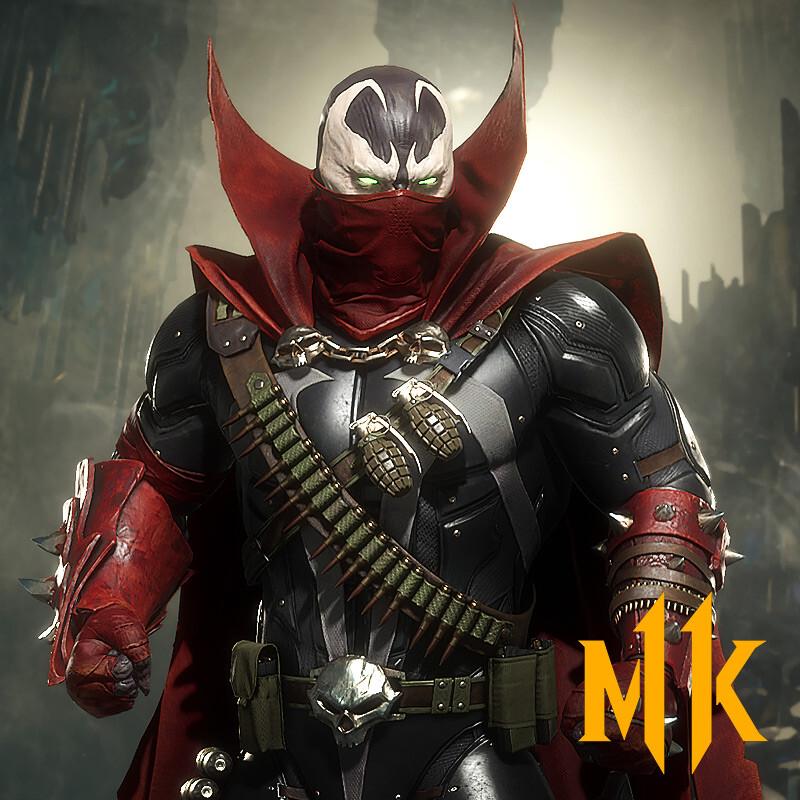 Spawn Commando Skin (Mortal Kombat 11)