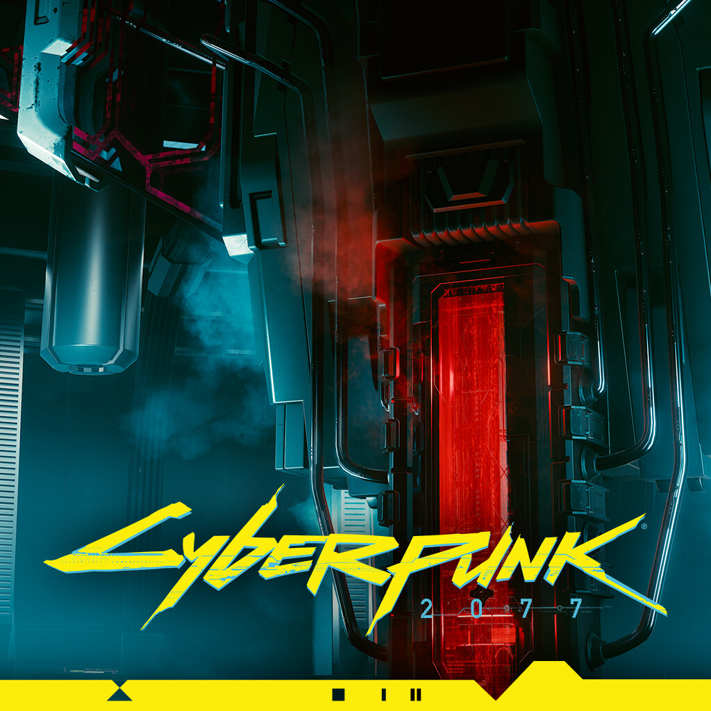 Cyberpunk 2077: Mikoshi Access Point