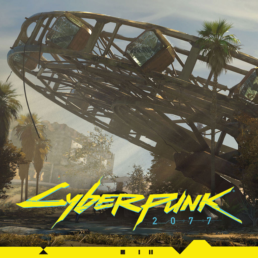 Cyberpunk 2077  Rancho Coronado