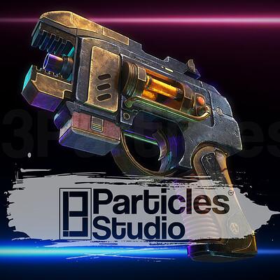 Science Plasma Pistol (fan art)